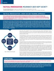 Delgado-Bordonau_Tactical Periodization Mourinho best-kept secret_SoccerJournal2012_Page_1